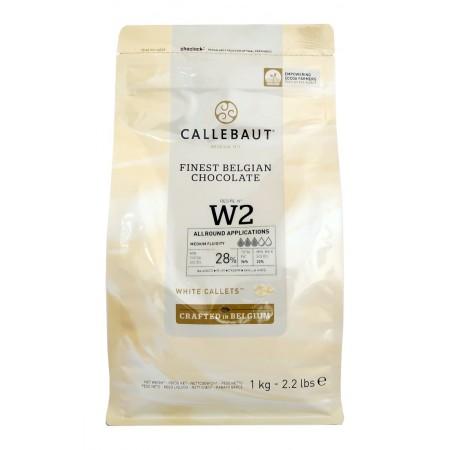 Čokoláda biela W2NV 1 kg