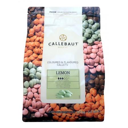 Callebaut s citronovou příchutí 2,5 kg