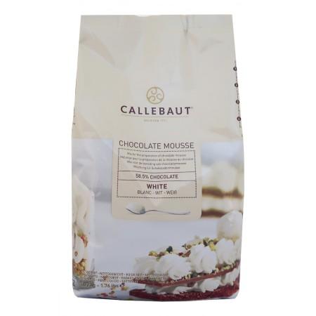Bílá čokoládová pěna Callebaut, 800 g
