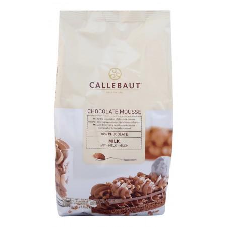 Mléčná čokoládová pěna Callebaut, 800 g