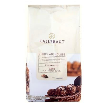 Hořká čokoládová pěna Callebaut, 800 g