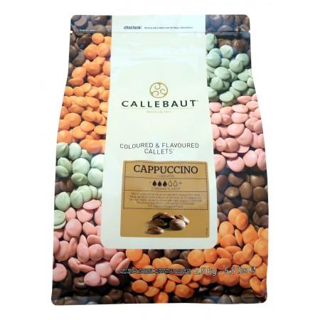 Callebaut s příchutí kapučína 2,5 kg