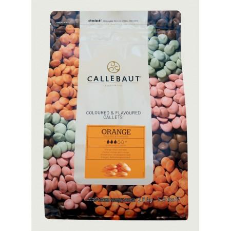 Callebaut s pomerančovou příchutí 2,5 kg