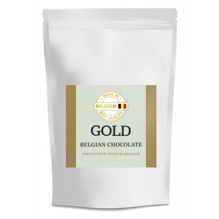 Čokoláda Callebaut zlatá GOLD, 400 g