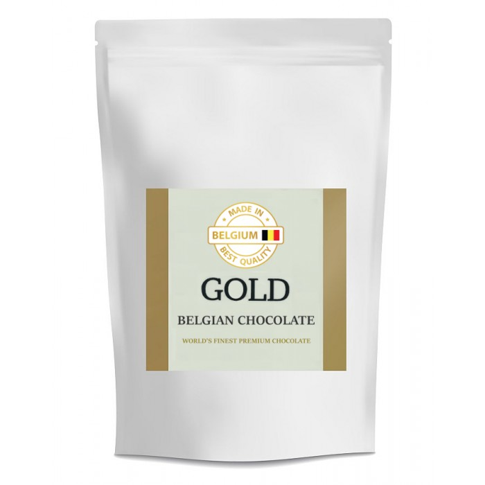 Čokoláda Callebaut zlatá GOLD, 250 g