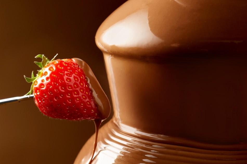 Čokoláda do fontány Callebaut